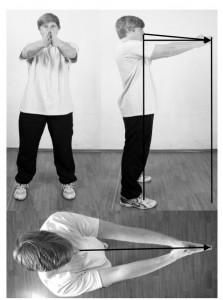 Wing Chun Wing Tsun Kung Fu Lyon ligne bras