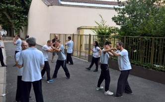 Stage Wing Chun Wing Tsun Kung Fu Lyon