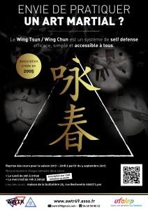 Wing Chun Wing Tsun Kung Fu Lyon