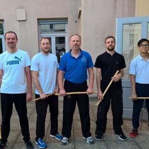 Stage Kung fu Wing Tsun Lyon Escrima Self défense